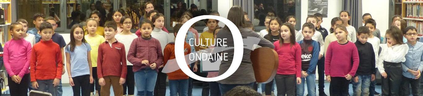 Ecole Intercommunale des Arts : interventions hors les murs