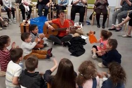 Ecole Intercommunale des Arts : eveil aux arts