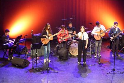 Ecole Intercommunale des Arts : chant