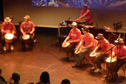Ecole Intercommunale des Arts : percussions