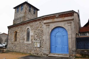 Eglise Sainte-Madelaine